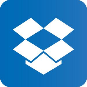 ドロップボックス Drop box ロゴマークアイコン