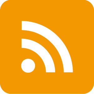 RSSのアイコンマーク