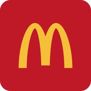 マクドナルドのアイコンマーク