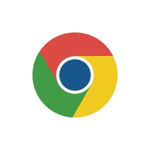 グーグルクローム Chrome Google アイコンマーク