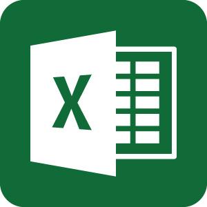 エクセル Excel マイクロソフト アイコンマーク