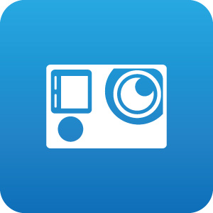GoProのアイコンマーク