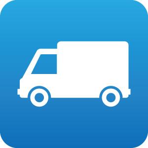 トラックのアイコンマーク