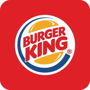 バーガーキングのアイコンマーク