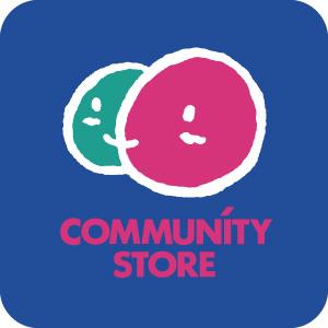 コミュニティ・ストアのアイコンマーク