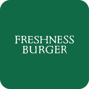 フレッシュネスバーガーのアイコンマーク