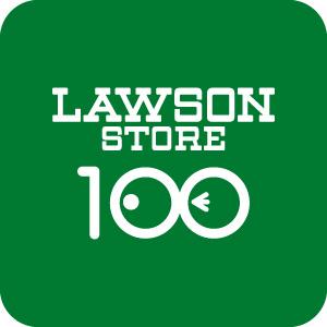 ローソンストア100のアイコンマーク