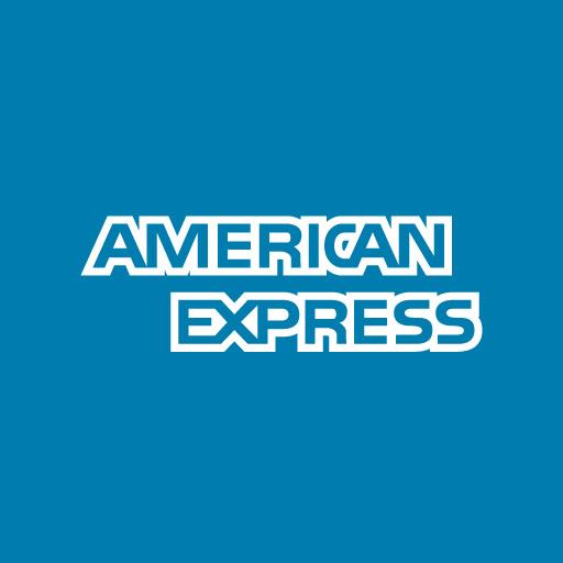 アメリカンエクスプレスカードのアイコンマーク