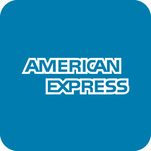 アメリカンエクスプレスカード american express アイコンマーク