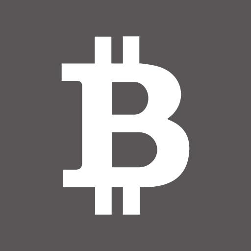 ビットコインのアイコンマーク
